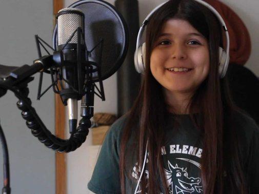 Student Recording Media